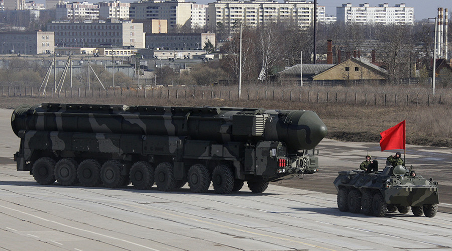 Russian submarines, strategic missile troops test fire 3 long-range ballistic rockets