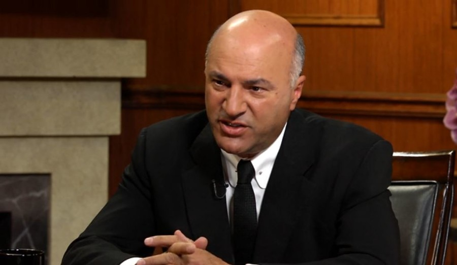 Kevin O'Leary on 'Shark Tank,' his persona, & politics