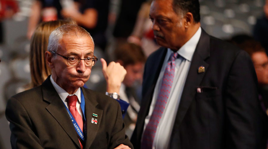 Podesta's Twitter, new email hacked by 4chan users