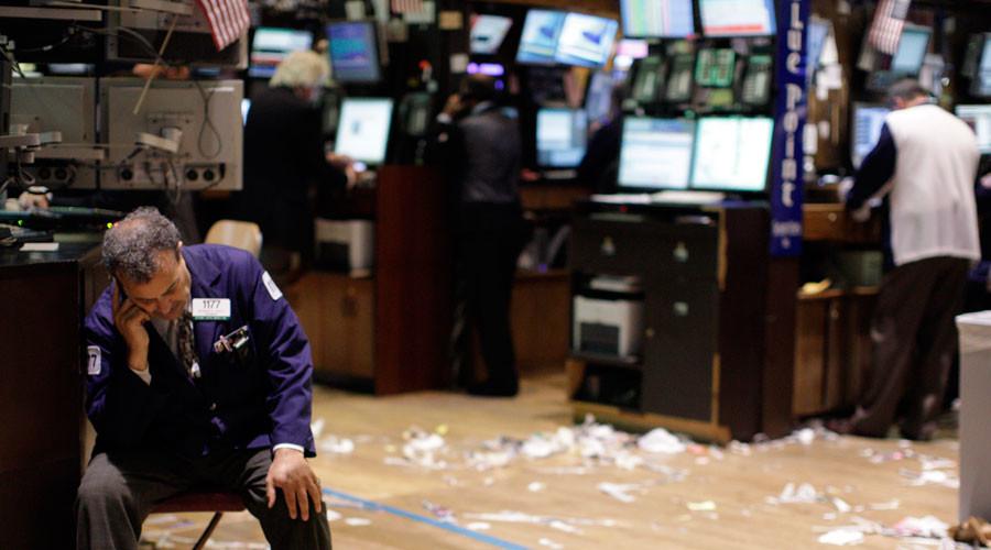 Red alert: Prepare for severe stock market crash, warns HSBC