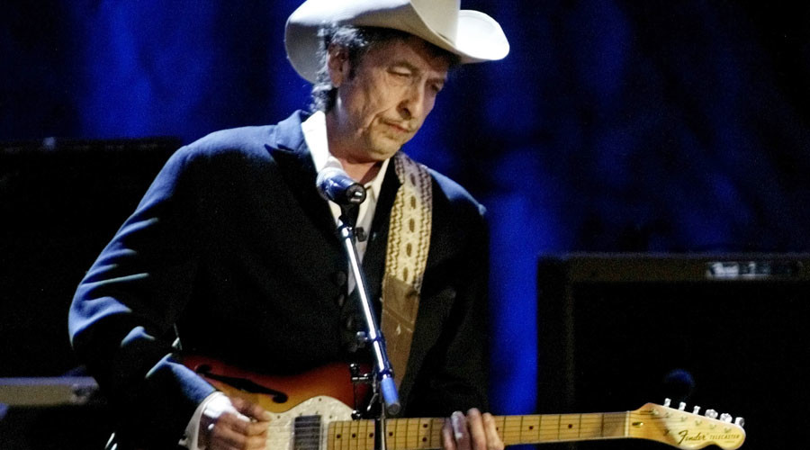 Bob Dylan awarded Nobel Prize in Literature for creating 'new poetic expressions'