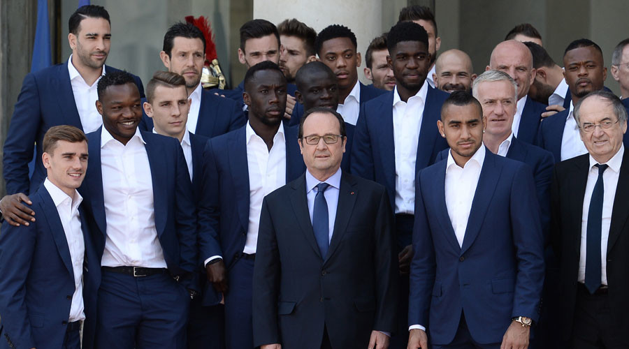 'At least we earn our money honestly': Footballers furious with Hollande's 'brain gym' advice