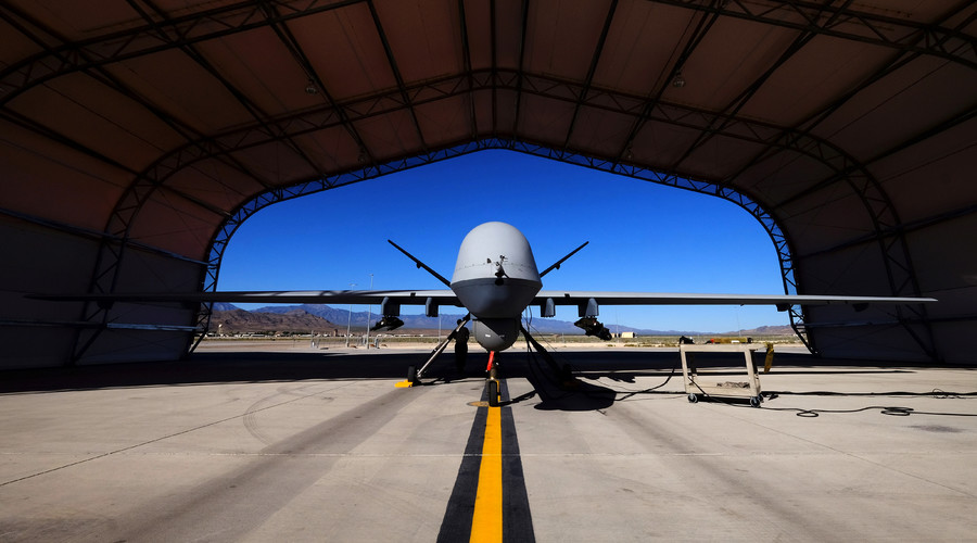 Air Force investigates outage of secret computer network at its major drone base – report