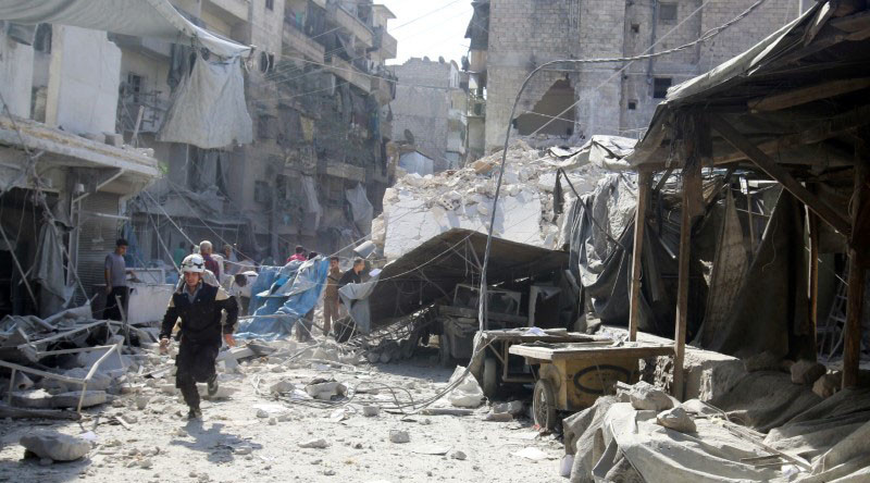 Obama to discuss bombing Syrian military positions – officials