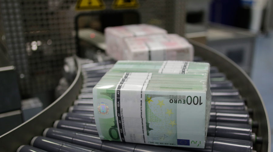 ECB makes bond yields so negative that it can't afford them