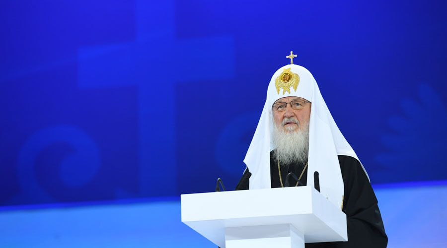 Russian Patriarch's UK visit to build trust between Russian & British believers