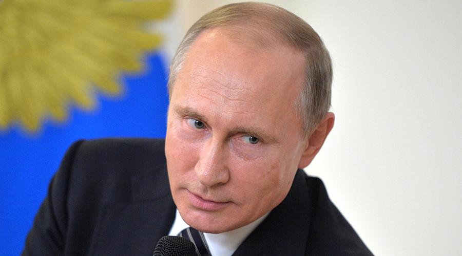 'Maybe I said something wrong': Putin mocks US surveillance during presser power blackout