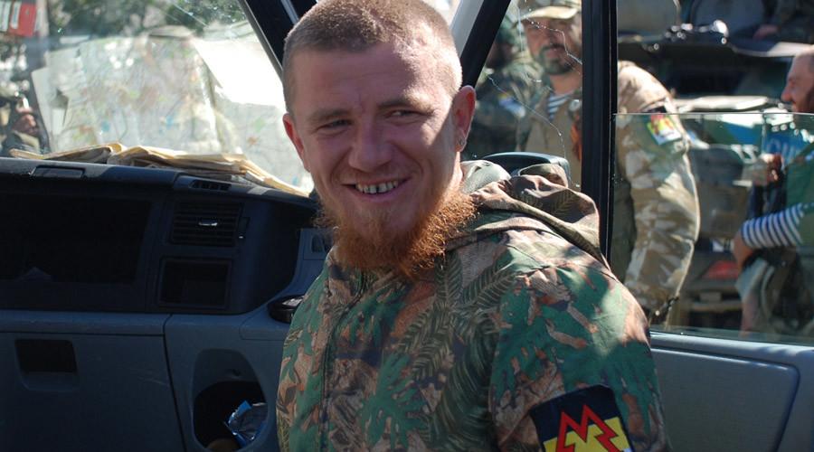 Militia commander killed in bombing attack in eastern Ukraine
