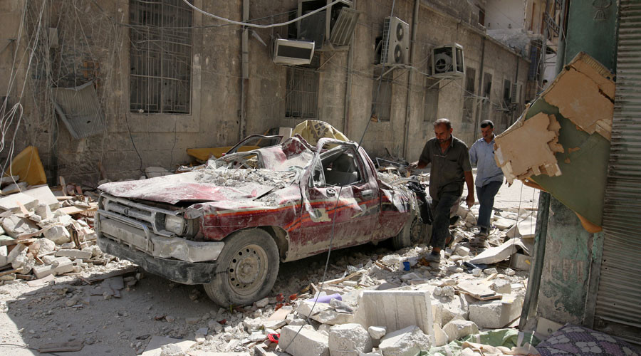 Russia's UK ambassador demands proof over claims of strikes on Syrian citizens made in parliament
