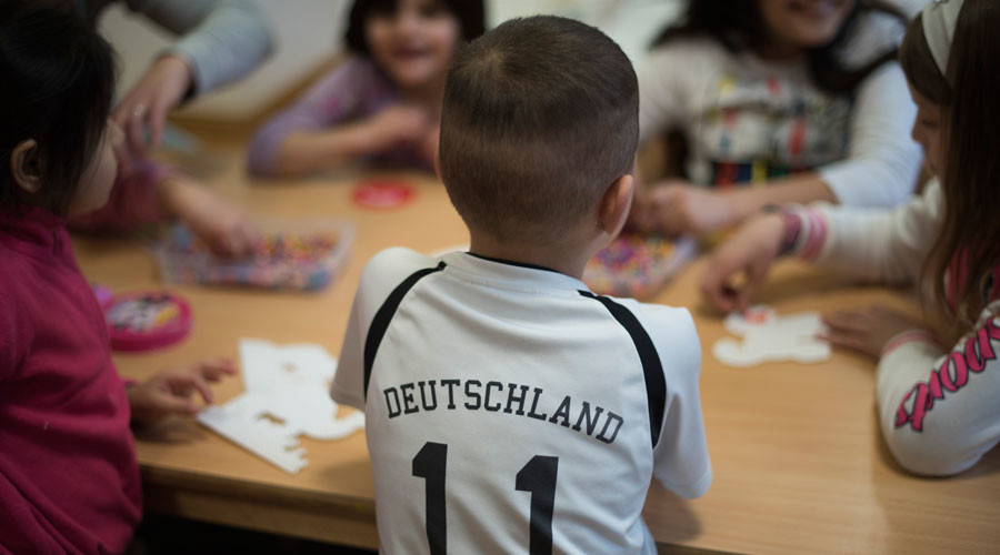 Germany's fertility rate hits 33-year high due to migrant influx