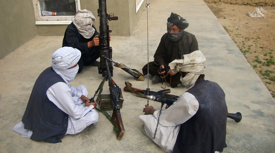 Taliban & Afghan govt resume secret peace talks in 'trouble-free atmosphere' – report