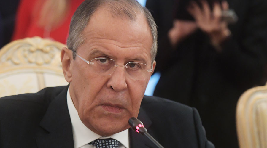 Bank didn't decide to close RT accounts in Britain on its own – Lavrov