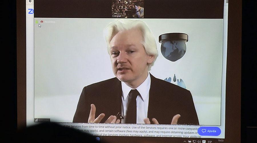 Impacting US election: Ecuador cut off Assange's net because Clinton leaks 'breached impartiality'