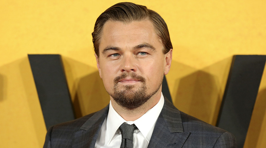 Children in Siberia pour cold water on DiCaprio's climate change concerns (VIDEO)