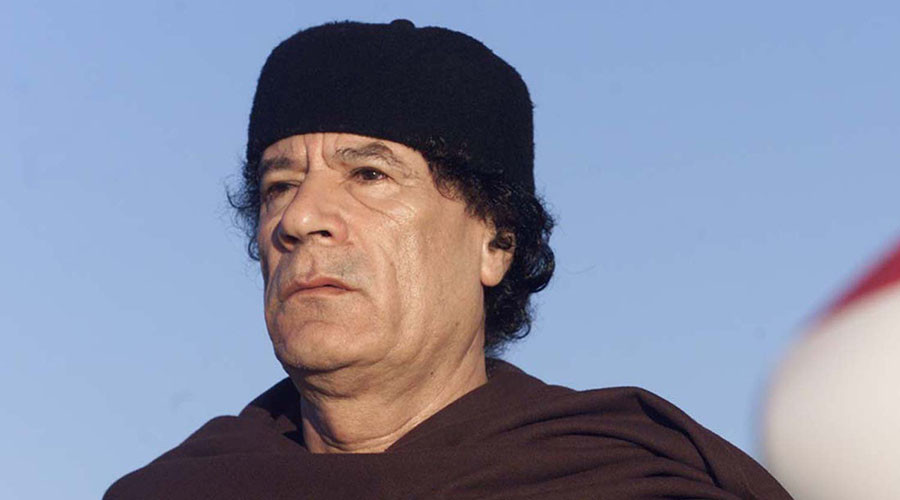 From 'mad dog' to 'model' and back: How West changed its mind on Libya's Gaddafi