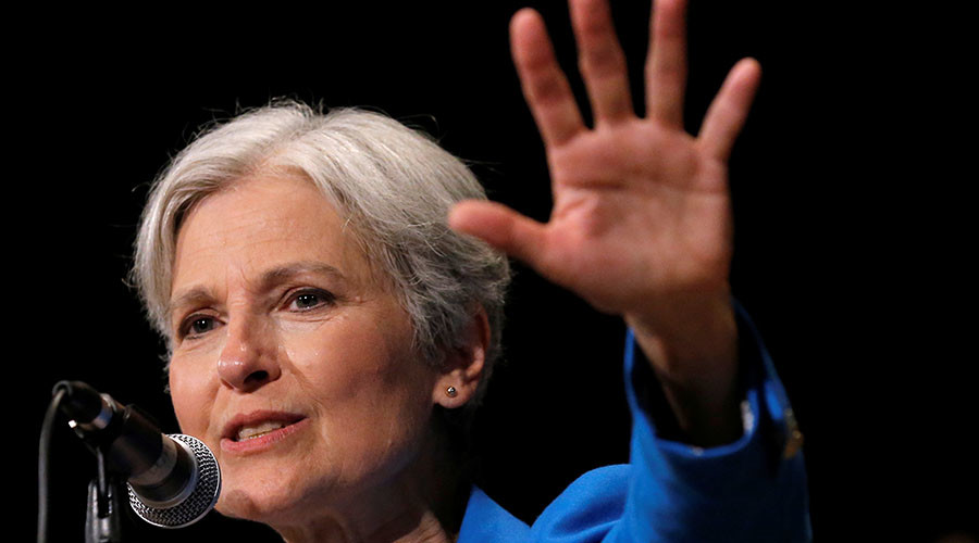 Jill Stein offers third party perspective on final debate