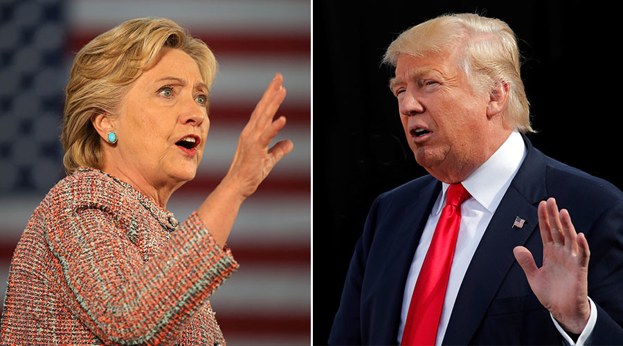 Who's the biggest liar, disaster & puppet? Clinton & Trump throw down in final debate