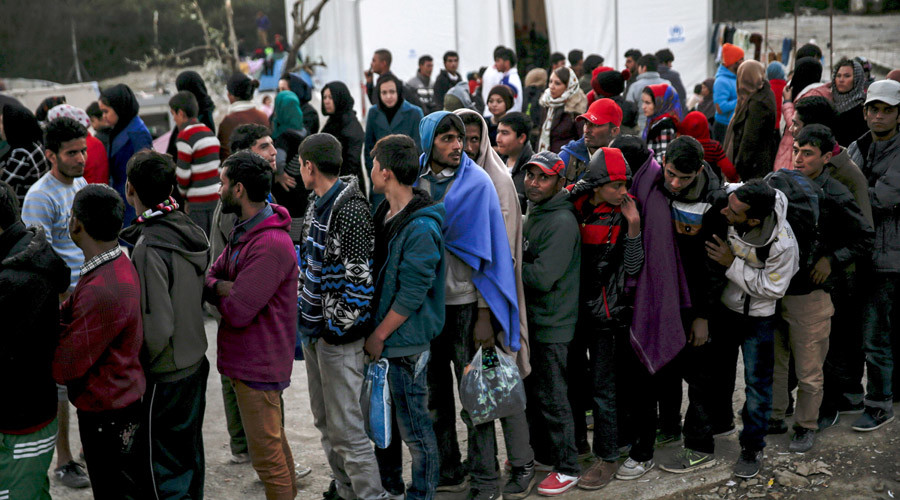 Greece may get financial boost from EU refugee crisis