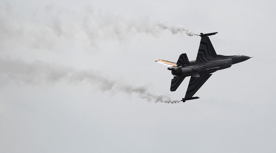 Radar data proves Belgian F-16s attacked village near Aleppo, killing 6 - Russia