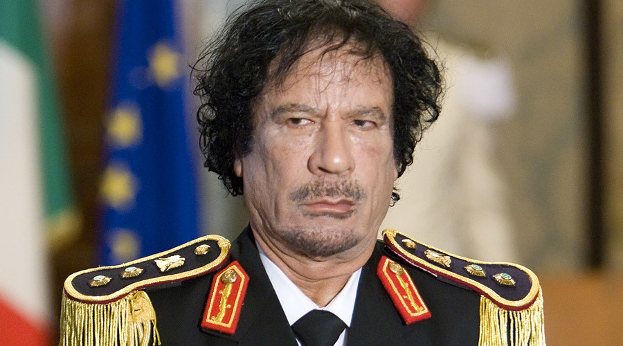 'Post-Gaddafi Libya in chaos as Plan B was missing'