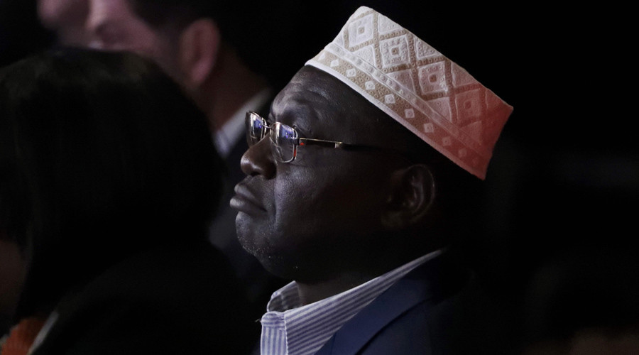 'Allah wants Trump in White House': 'Obama's half brother' lights up Twitter