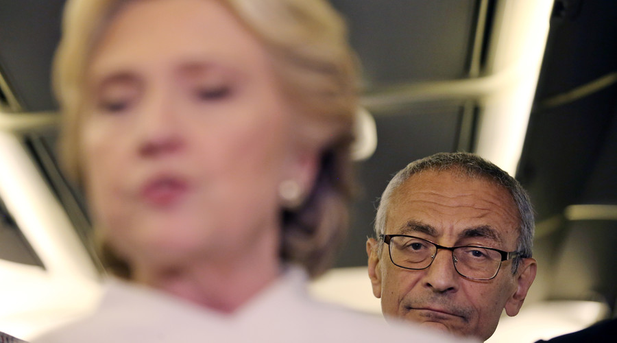 'We are nervous about this': Team Clinton weigh email server jokes in #Podesta15 release