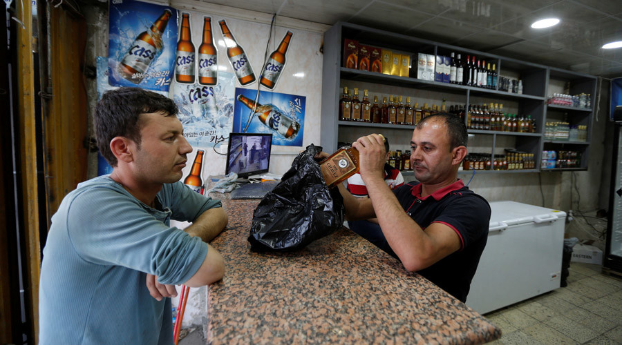 Iraqi parliament bans alcohol, opponents to appeal 'unconstitutional' measure