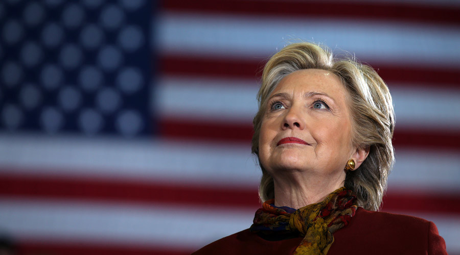 'Clinton using anti-Russia red-baiting not seen since days of McCarthyism'