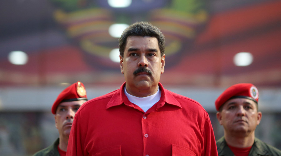 Venezuela's Congress accuses President Maduro of staging 'coup' by axing recall referendum