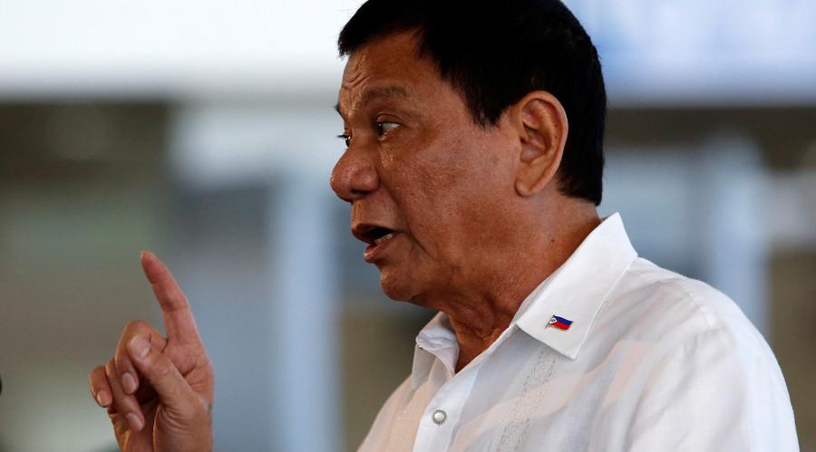 US shouldn't treat Philippines like 'dog with leash' – Duterte