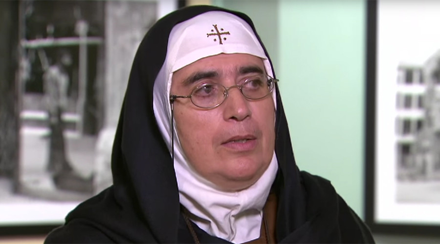 West, Arab states 'protecting terrorists' who will never win in Syria – Mother Agnes to RT