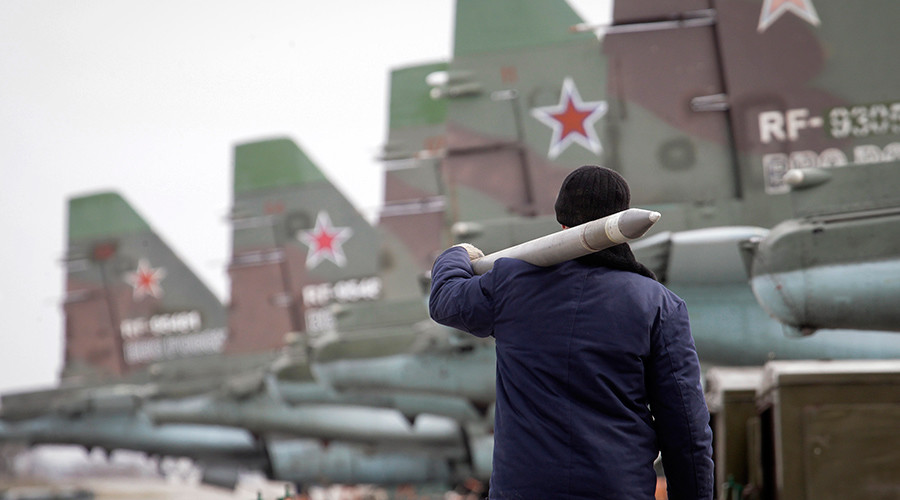 Russia & allies test joint air defenses as over 100 aircraft, 130 command centers put on alert