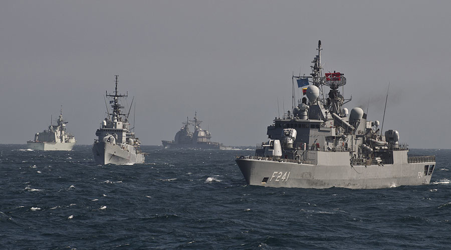 Six NATO nations eager to increase Black Sea presence - Stoltenberg