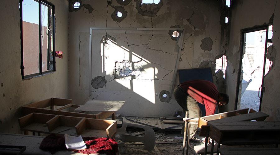22 schoolchildren, 6 teachers killed in attack in Syria's Idlib province – reports