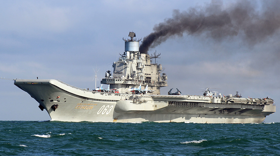 Malta says won't refuel Russian carrier group, no confirmation Moscow requested stopover