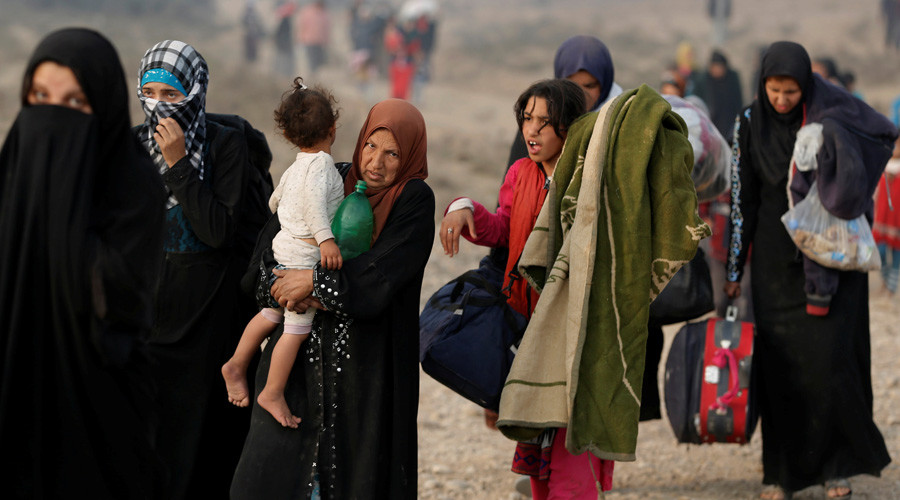 ISIS using 'tens of thousands' as human shields in Mosul – UN