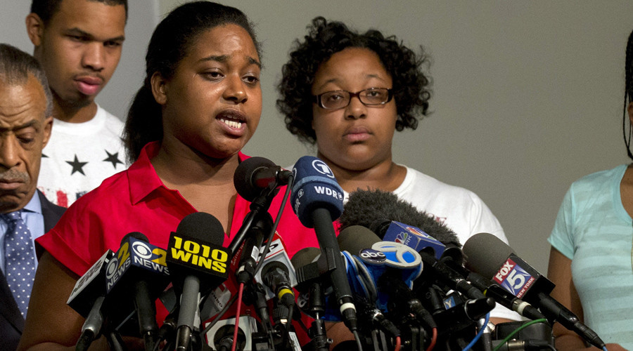 'We have an Erica Garner problem': Clinton campaign ripped for talk of Eric Garner's death