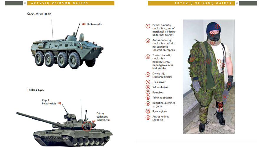 Dress warm, pack condoms, hide: Lithuania writes guerilla manual for Russian invasion