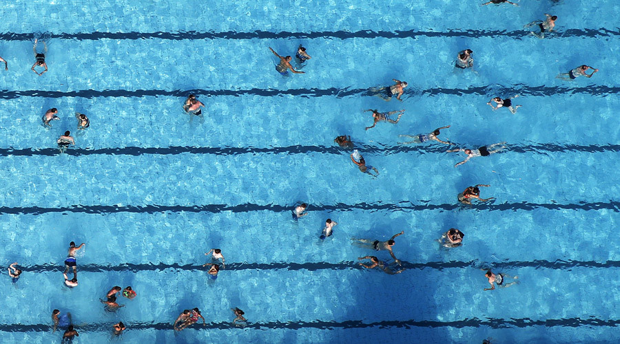 Gang of Syrian boys aged 7-14 reportedly sexually harassed underage girls in Berlin swimming pool
