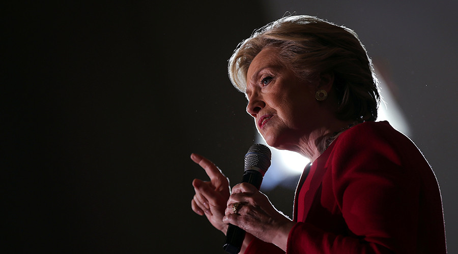 Clinton suggested US should rig a foreign election — but don't expect the media to care
