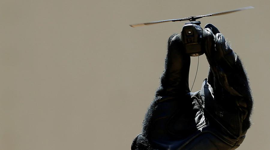 Russia develops cheap, easily replaceable miniature reconnaissance drone