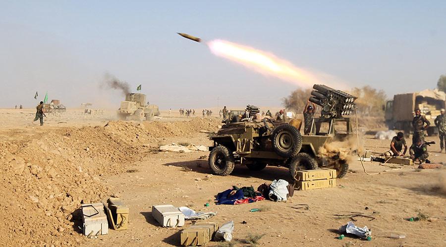 ISIS boss al-Baghdadi 'trapped' in Mosul as Iraqi army gears