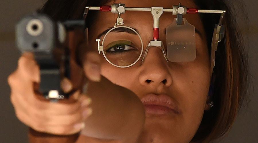 Indian sharpshooter boycotts Iran tournament over compulsory hijab law