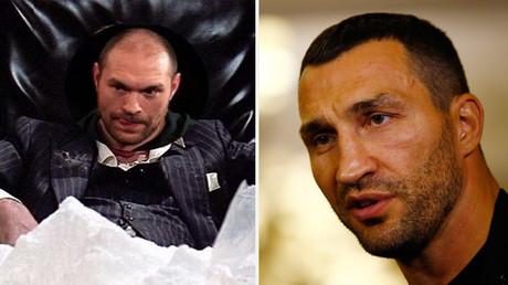 Fury mocks cocaine allegations; Klitschko eyes Joshua bout