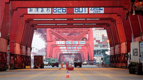 China's foreign trade facing long-term pressure