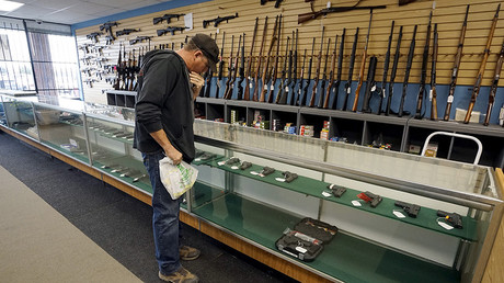 Gun background checks reach 17th straight monthly record - FBI