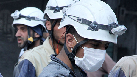 Syria's White Helmets are multi-million funded, 'can't be independent'