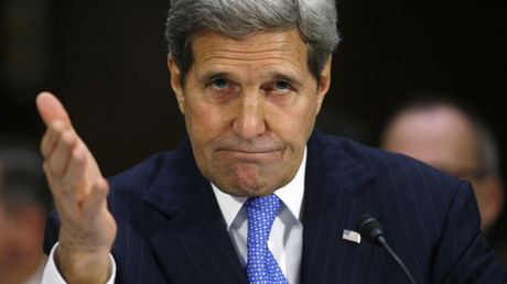 Syrian, Russian actions beg for war crimes investigation - Kerry