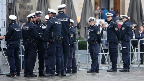 Manhunt for Chemnitz 'bomb plot' suspect: German police looking for 22-yo Syrian-born