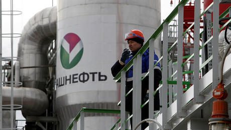 Russian oil giant Rosneft to buy smaller rival Bashneft